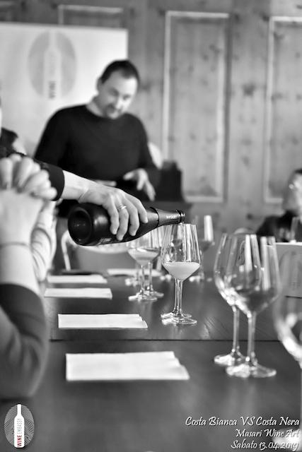 foto Evento Wine Embassy – Costa Bianca Vs costa Nera @ Masari – 13 aprile 2019 – 16