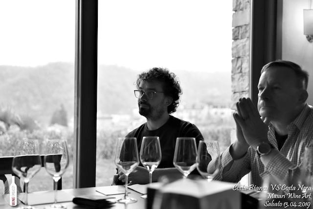 foto Evento Wine Embassy – Costa Bianca Vs costa Nera @ Masari – 13 aprile 2019 – 20