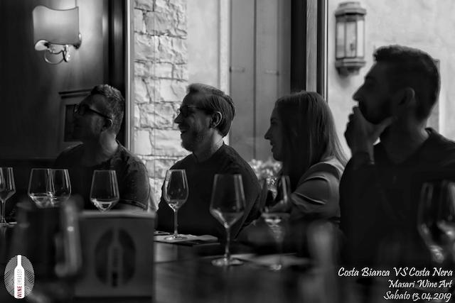 foto Evento Wine Embassy – Costa Bianca Vs costa Nera @ Masari – 13 aprile 2019 – 22