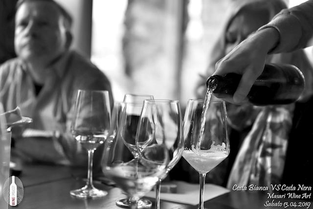 foto Evento Wine Embassy – Costa Bianca Vs costa Nera @ Masari – 13 aprile 2019 – 24