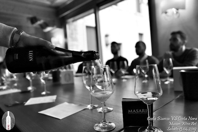 foto Evento Wine Embassy – Costa Bianca Vs costa Nera @ Masari – 13 aprile 2019 – 26