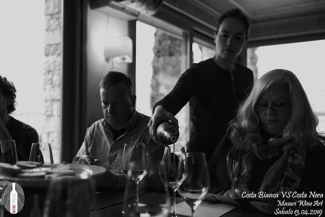 foto Evento Wine Embassy – Costa Bianca Vs costa Nera @ Masari – 13 aprile 2019 – 27