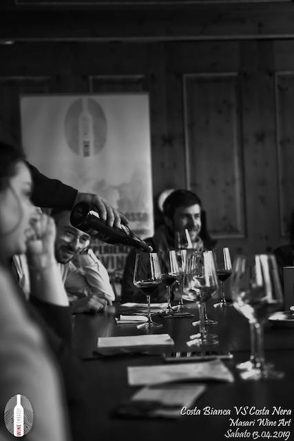 foto Evento Wine Embassy – Costa Bianca Vs costa Nera @ Masari – 13 aprile 2019 – 29