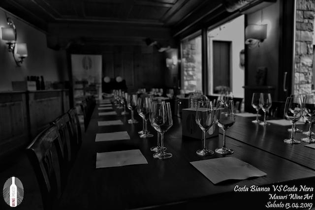 foto Evento Wine Embassy – Costa Bianca Vs costa Nera @ Masari – 13 aprile 2019 – 3