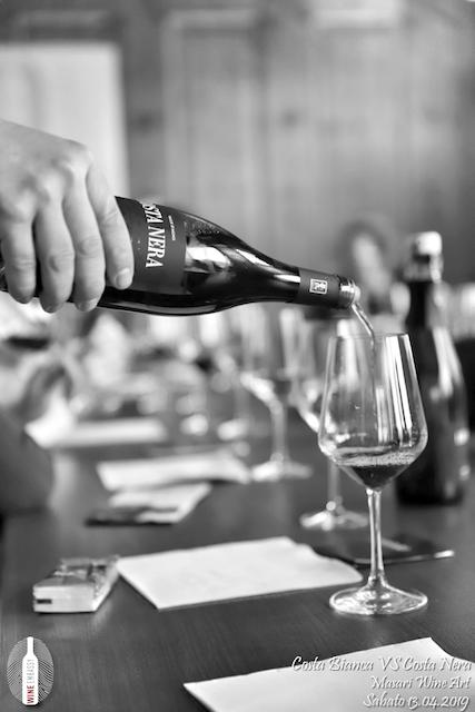 foto Evento Wine Embassy – Costa Bianca Vs costa Nera @ Masari – 13 aprile 2019 – 30