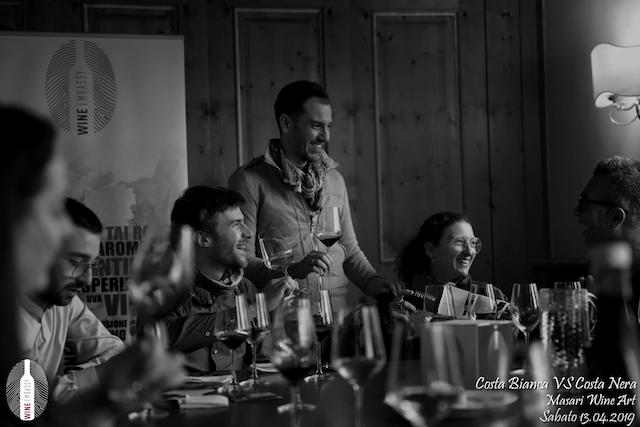 foto Evento Wine Embassy – Costa Bianca Vs costa Nera @ Masari – 13 aprile 2019 – 31