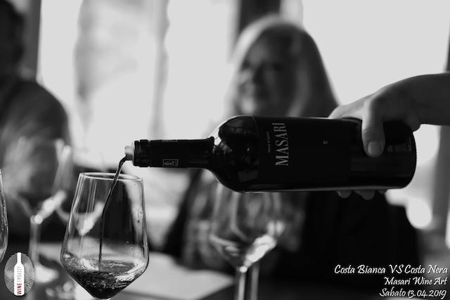foto Evento Wine Embassy – Costa Bianca Vs costa Nera @ Masari – 13 aprile 2019 – 33