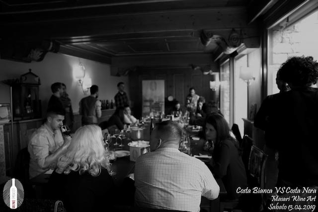 foto Evento Wine Embassy – Costa Bianca Vs costa Nera @ Masari – 13 aprile 2019 – 35