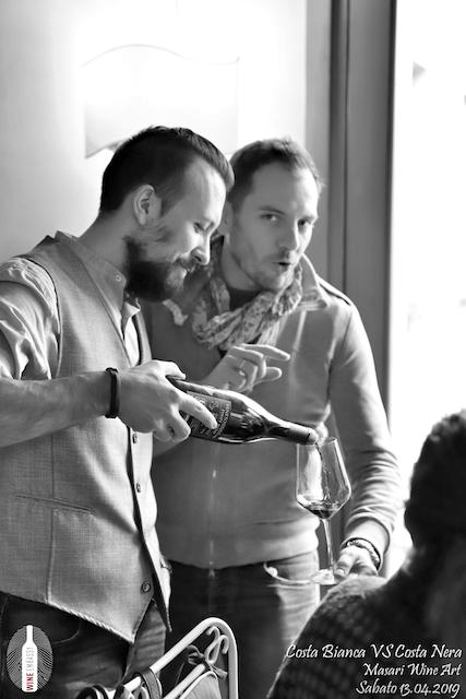 foto Evento Wine Embassy – Costa Bianca Vs costa Nera @ Masari – 13 aprile 2019 – 36