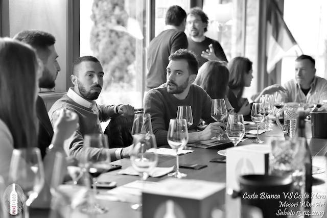 foto Evento Wine Embassy – Costa Bianca Vs costa Nera @ Masari – 13 aprile 2019 – 38