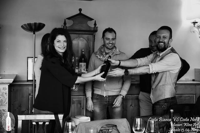 foto Evento Wine Embassy – Costa Bianca Vs costa Nera @ Masari – 13 aprile 2019 – 45
