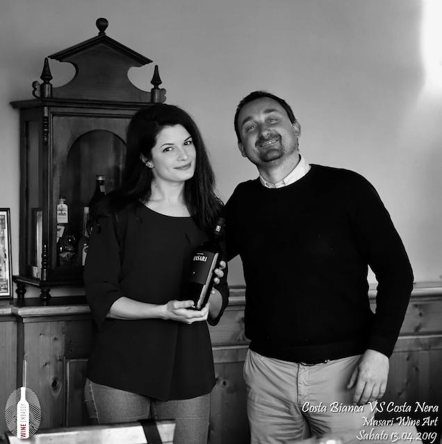 foto Evento Wine Embassy – Costa Bianca Vs costa Nera @ Masari – 13 aprile 2019 – 46