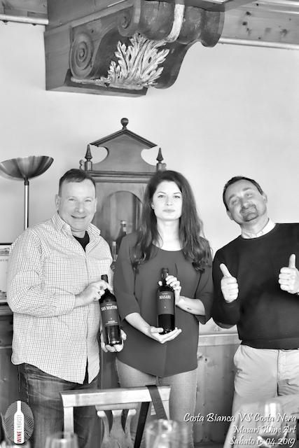 foto Evento Wine Embassy – Costa Bianca Vs costa Nera @ Masari – 13 aprile 2019 – 47