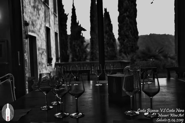 foto Evento Wine Embassy – Costa Bianca Vs costa Nera @ Masari – 13 aprile 2019 – 5