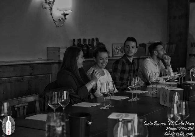 foto Evento Wine Embassy – Costa Bianca Vs costa Nera @ Masari – 13 aprile 2019 – 7