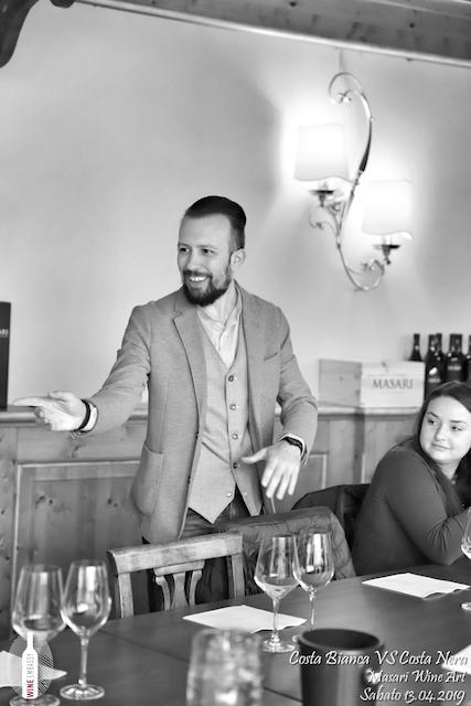 foto Evento Wine Embassy – Costa Bianca Vs costa Nera @ Masari – 13 aprile 2019 – 8