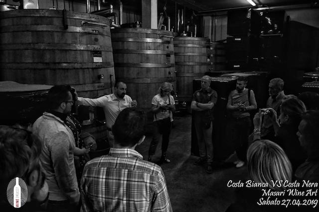 foto Evento Wine Embassy – Costa Bianca Vs costa Nera @ Masari – 27 aprile 20192
