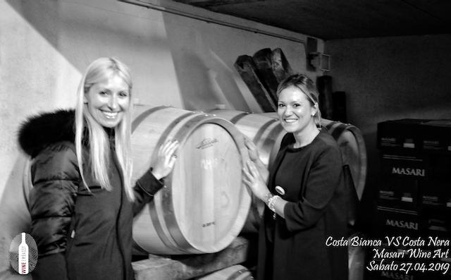 foto Evento Wine Embassy – Costa Bianca Vs costa Nera @ Masari – 27 aprile 20194