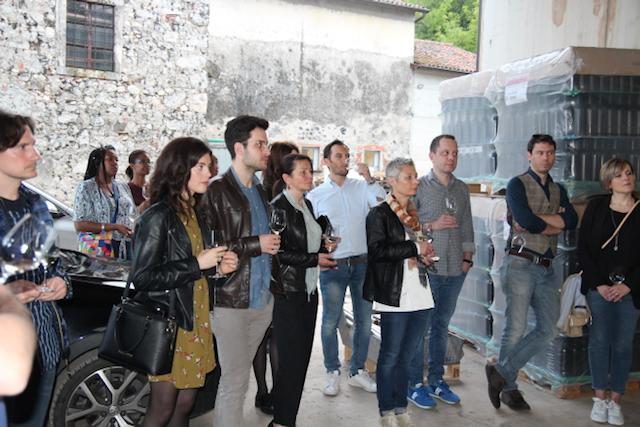 foto Evento Wine Embassy – Anatomia del Gusto Dalle Ore – 24.05.2019 50