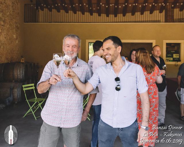foto Evento Wine Embassy – La Pria Banzai Dinner 16.06.2019 10