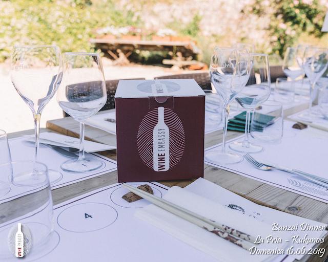 foto Evento Wine Embassy – La Pria Banzai Dinner 16.06.2019 2
