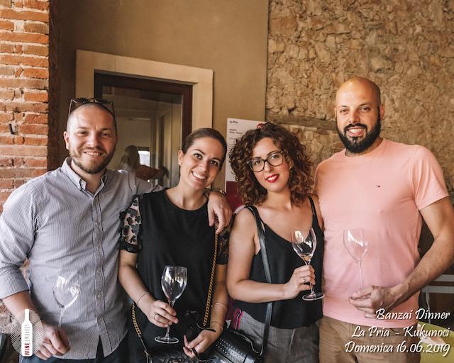 foto Evento Wine Embassy – La Pria Banzai Dinner 16.06.2019 22
