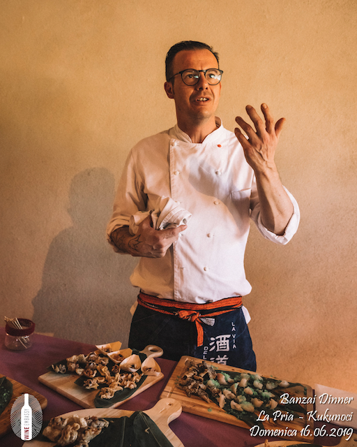 foto Evento Wine Embassy – La Pria Banzai Dinner 16.06.2019 26