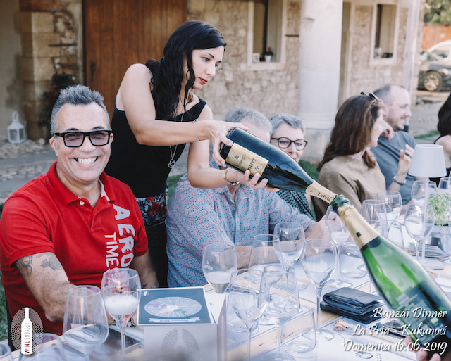 foto Evento Wine Embassy – La Pria Banzai Dinner 16.06.2019 34