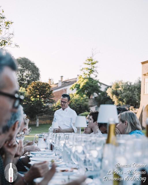 foto Evento Wine Embassy – La Pria Banzai Dinner 16.06.2019 40
