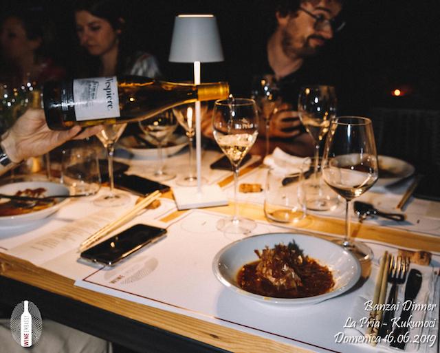 foto Evento Wine Embassy – La Pria Banzai Dinner 16.06.2019 47