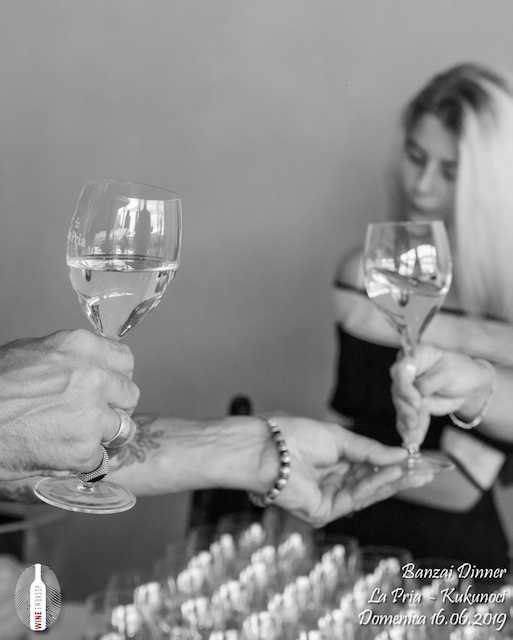 foto Evento Wine Embassy – La Pria Banzai Dinner 16.06.2019 8
