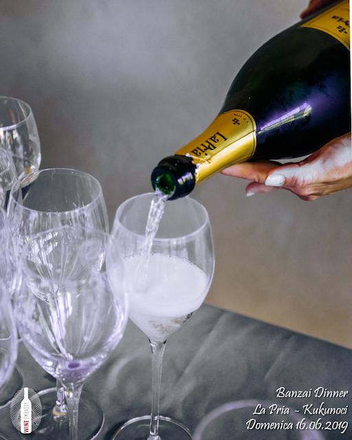 foto Evento Wine Embassy – La Pria Banzai Dinner 16.06.2019 9