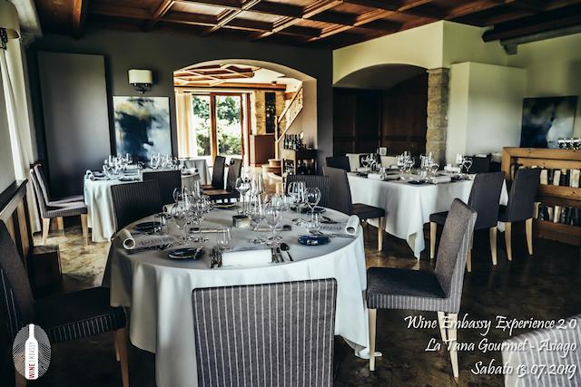 foto Evento Wine Embassy – WE Experience 2 @ La Tana Gourmet 13.07.2019 – 12