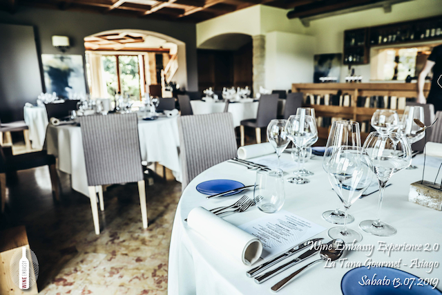 foto Evento Wine Embassy – WE Experience 2 @ La Tana Gourmet 13.07.2019 – 13