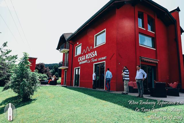foto Evento Wine Embassy – WE Experience 2 @ La Tana Gourmet 13.07.2019 – 15