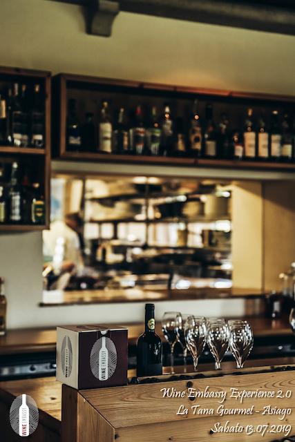 foto Evento Wine Embassy – WE Experience 2 @ La Tana Gourmet 13.07.2019 – 16