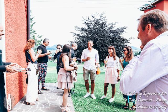 foto Evento Wine Embassy – WE Experience 2 @ La Tana Gourmet 13.07.2019 – 18