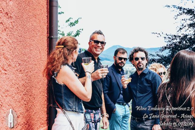 foto Evento Wine Embassy – WE Experience 2 @ La Tana Gourmet 13.07.2019 – 19