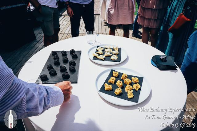 foto Evento Wine Embassy – WE Experience 2 @ La Tana Gourmet 13.07.2019 – 20