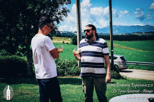 foto Evento Wine Embassy – WE Experience 2 @ La Tana Gourmet 13.07.2019 – 21