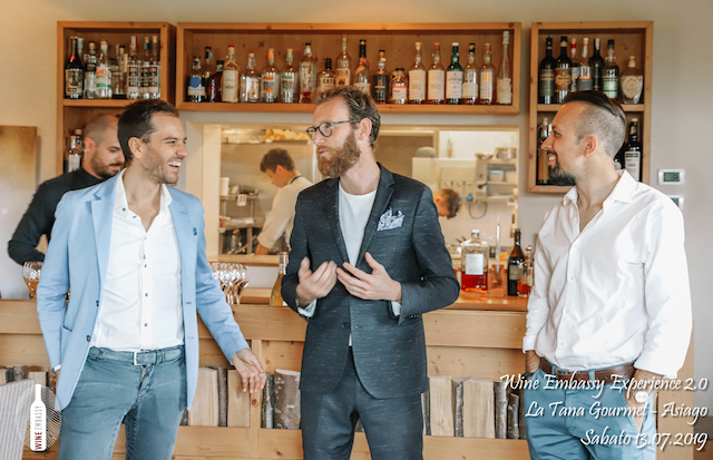 foto Evento Wine Embassy – WE Experience 2 @ La Tana Gourmet 13.07.2019 – 24