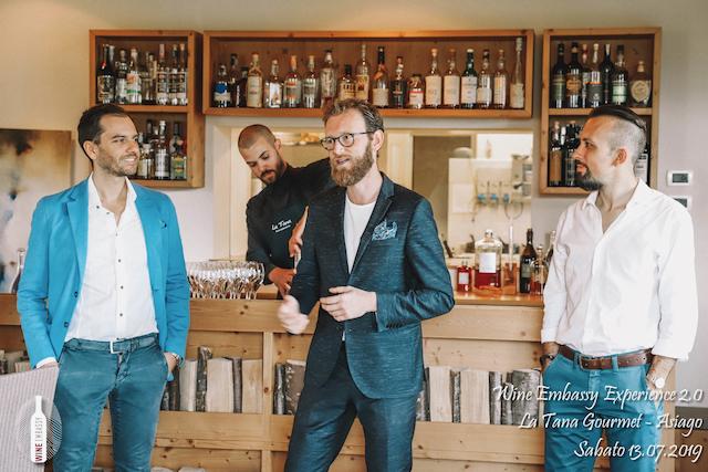 foto Evento Wine Embassy – WE Experience 2 @ La Tana Gourmet 13.07.2019 – 25