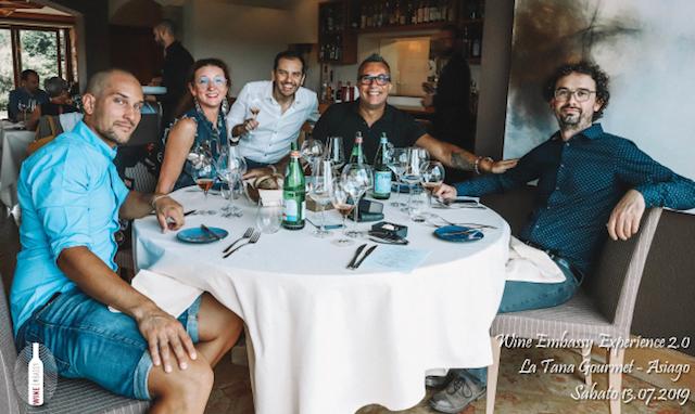 foto Evento Wine Embassy – WE Experience 2 @ La Tana Gourmet 13.07.2019 – 30