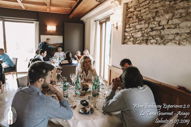 foto Evento Wine Embassy – WE Experience 2 @ La Tana Gourmet 13.07.2019 – 31