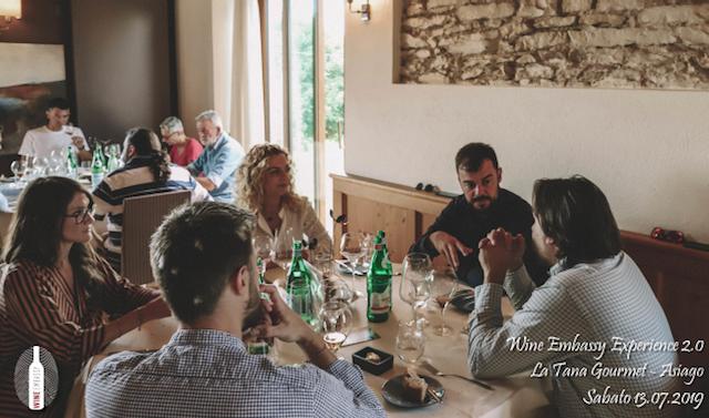foto Evento Wine Embassy – WE Experience 2 @ La Tana Gourmet 13.07.2019 – 32