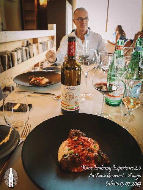 foto Evento Wine Embassy – WE Experience 2 @ La Tana Gourmet 13.07.2019 – 36
