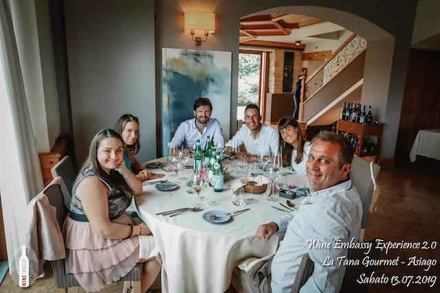 foto Evento Wine Embassy – WE Experience 2 @ La Tana Gourmet 13.07.2019 – 38