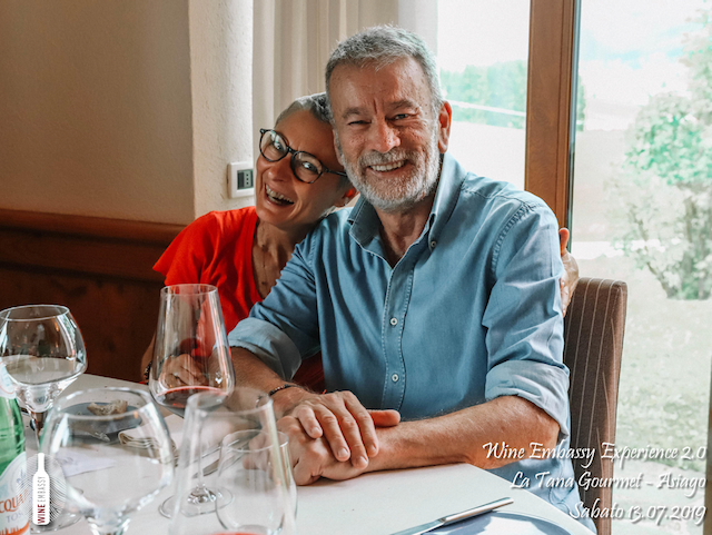 foto Evento Wine Embassy – WE Experience 2 @ La Tana Gourmet 13.07.2019 – 40