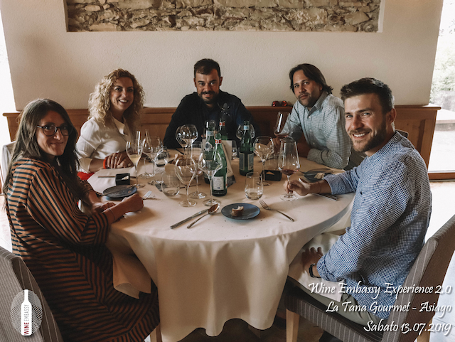 foto Evento Wine Embassy – WE Experience 2 @ La Tana Gourmet 13.07.2019 – 42