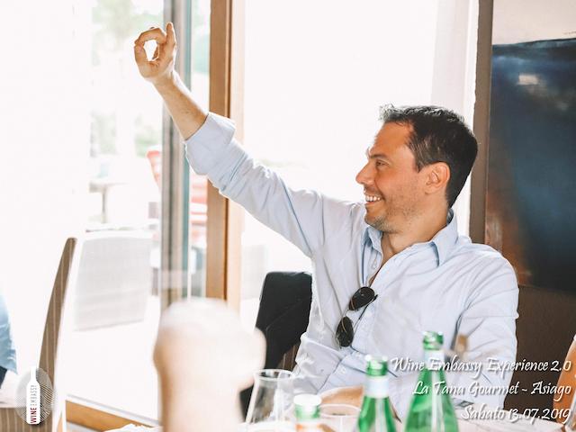 foto Evento Wine Embassy – WE Experience 2 @ La Tana Gourmet 13.07.2019 – 47
